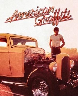 دیوارنویسی آمریکایی 1973