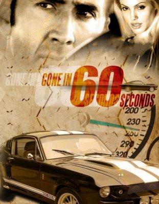 سرقت در 60 ثانیه 2000