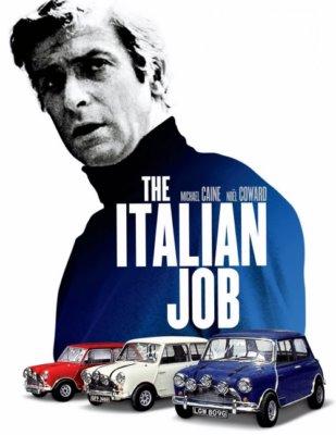 شغل ایتالیایی 1969