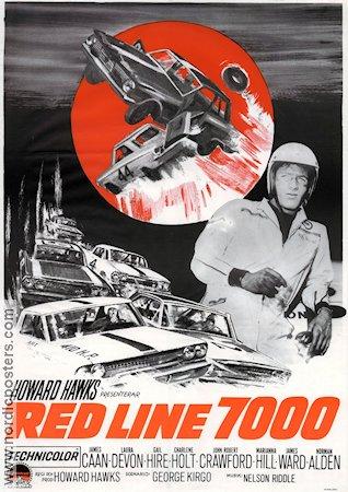 خط قرمز 7000 1965